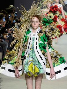 Alle ogen op Viktor & Rolf @ Parijs Couture Week