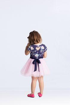 Sukienka tiulowa róże+róż - Ynlow-Designed - Sukienki dla dziewczynek Tulle, Skirts, Etsy, Fashion, Moda, Fashion Styles, Tutu, Skirt