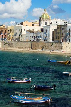 Sicilia Trapani - Mura di Tramontana #TuscanyAgriturismoGiratola