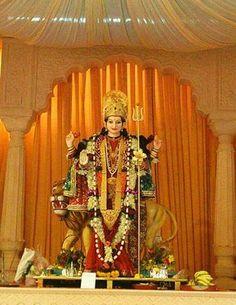 Durga Ji, Durga Goddess, Dp For Whatsapp, Whatsapp Dp Images, Apple Wallpaper, Hd Wallpaper, All God Images, I Miss You Wallpaper, Durga Images