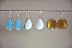 Drop earrings  MY HANDMADE YEWELRY https://it.pinterest.com/mteresacostanzo/my-handmade-jewelry/