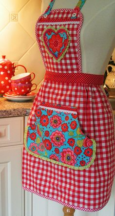 My apron for Sarah | Flickr - Photo Sharing!