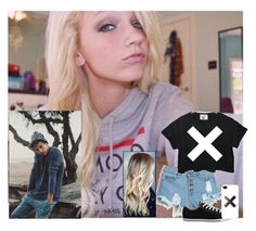 """""""Hanging with this guy! -Syd"""" by woah-1975 ❤ liked on Polyvore featuring beauty, Converse, Samsung and French Connection"""