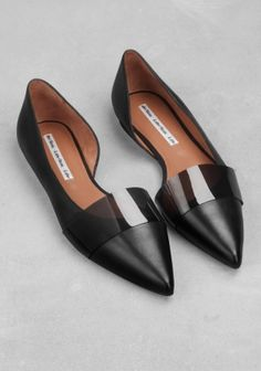 Pointed-toe flats | Pointed-toe flats | & Other Stories