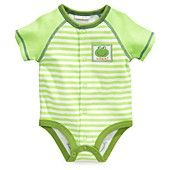 First Impressions Baby Bodysuit, Baby Boys Frog French Creeper