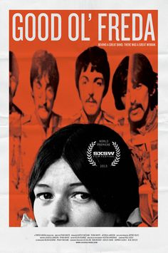 A film a very ordinary woman who became one of the closest associates for the #Beatles for their whole career.