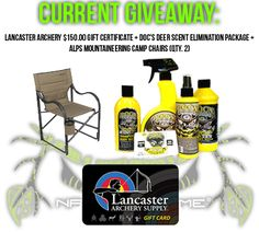 Archery Giveaway (7/12/2016) {us} via http://ift.tt/29mqEQ7 sweepstakes IFTTT reddit giveaways freebies contests