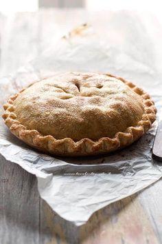 Food Photography: Apple Pie The original American Recipe and Secret Apple Recipes, Sweet Recipes, Holiday Recipes, Cake Recipes, Dessert Recipes, American Apple Pie, American Cake, American Food, Delicious Desserts