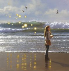 Jimmy Lawlor, 1967 | Surrealist painter | Tutt'Art@ | Pittura * Scultura * Poesia * Musica |