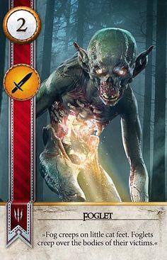 Foglet (Gwent Card) - The Witcher 3: Wild Hunt