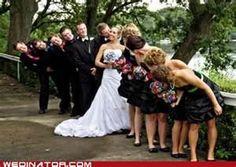 Fun Wedding Photos - Bing Images