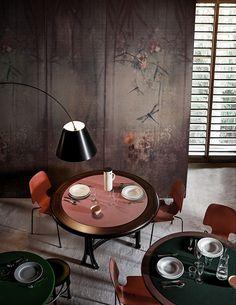 Wall & Decò - Contemporary wallpaper  2016 Libellula room