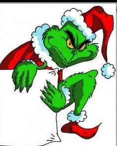 El Grinch Decoraciones De Navidad Del Grinch Grinch Navidad Grinch
