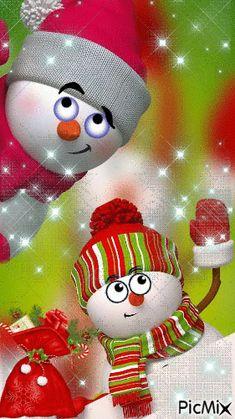 Christmas Tree Gif, Christmas Scenery, Merry Christmas, Beautiful Christmas Decorations, Christmas Love, Christmas Snowman, Christmas Wishes, Christmas And New Year, Christmas Ornaments