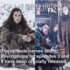 Game Of Thrones Facts, Game Of Thrones Characters, Episode 3, Jon Snow, Names, Movie Posters, Fictional Characters, Jhon Snow, John Snow
