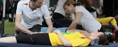 Free massages for all runners