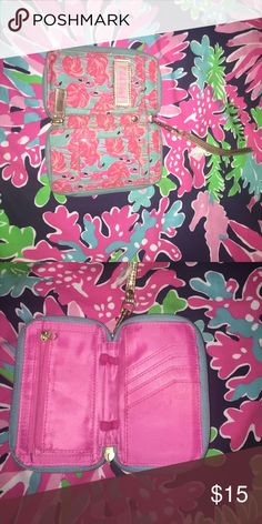 Wristlet Lilly Pulitzer Lilly Pulitzer Accessories Phone Cases