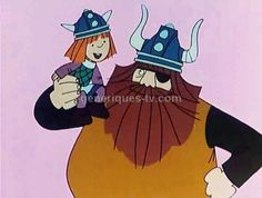 Vic Le Viking, The Time Machine, Vikings, Images, Youth, Google, Quotes, Kids, Vintage Tv