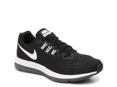 f7cdf2fee477 Women's Women Zoom Winflo 4 Lightweight Running Shoe -Black/White -  Black/White