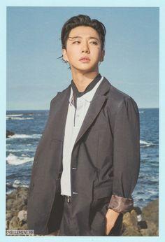 Bang Yongguk Blue B.A.P