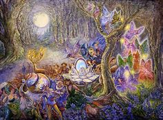 The Art of Josephine Wall, Cirrius Tales Parade