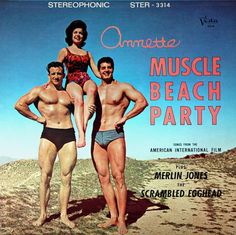 Annette Funicello | Muscle Beach Party (1964)