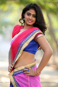 Bollywood Actress Hot Photos, Actress Photos, Indian Film Actress, Indian Actresses, Monica Bellucci Photo, Saree Navel, South Indian Film, Most Beautiful Indian Actress, Half Saree