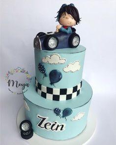 Cake for little boy  by Branka Vukcevic