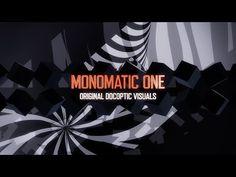 Monomatic One (Trailer): HD Visuals VJ Loops/Clips for Serato Video, VDMX, Resolume, MixEmergency, CoGe | DocOptic.com