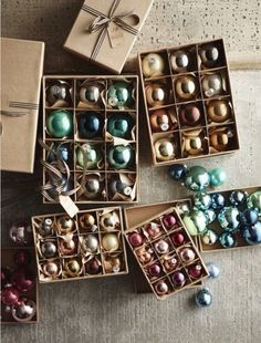 Ornament packaging