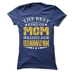 Cool #TeeForUsahawan THE BEST MOM RAISES… - Usahawan Awesome Shirt - (*_*)