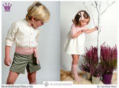 ♥ PILAR BATANERO colección de moda infantil OI 2014/15 ROMÁNTICA y VERSÁTIL ♥ : ♥ La casita de Martina ♥ Blog de Moda Infantil, Moda Bebé, Moda Premamá & Fashion Moms