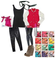 swag outfits for girls | Girls guide to [casual] S W A G « This / That