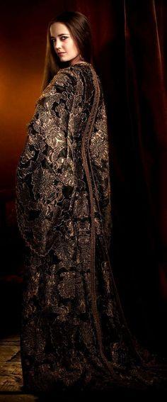 "Brown: #Brown ~ Morgan dress in ""Camelot."""