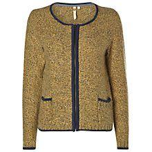 Buy White Stuff Prospect Knit Jacket, Multi Online at johnlewis.com