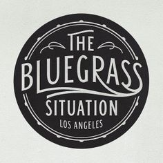 Bluegrass Situation alternate, unused designed by Simon Walker. the global community for designers and creative professionals. Typography Letters, Graphic Design Typography, Graphic Design Illustration, Typography Drawing, Typography Quotes, Brand Identity Design, Corporate Design, Corporate Branding, Brand Design