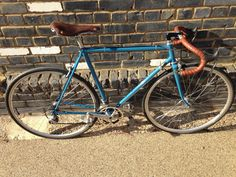 Carillo 56cm Reynolds 531 frame Italian race bike from the 1970s.. Restored at vintage Haus and available now www.vintagehaus.co.uk