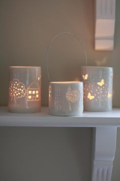 so cute would love a stash of these to line the mantel piece at Christmas