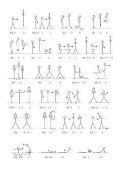 Yoga Stick Figures, Acrobatic Gymnastics, Combat Training, Gymnastics Workout, Basketball Coach, Stay Young, Kids Education, Workout Programs, Kids And Parenting