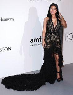 Nicki Minaj - Stars at the 2017 Cannes Film Festival