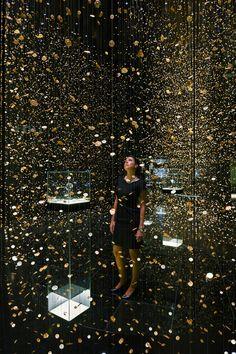 "Dorell.Ghotmeh.Tane / Architects - Instalação ""Frozen Time"""
