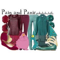 Pain and Panic
