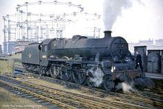45675 Hardy at St Pancras