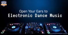 Open Your Ears to Electronic Dance Music (EDM) Musical U