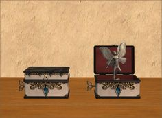 'Pixie's Lament' Music Box