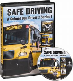Safe Driving: A School Bus Driver's Series I (3-Program ...