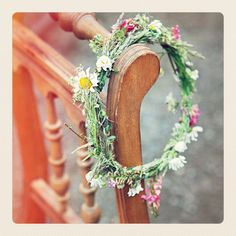 hippy wedding flower accessoires