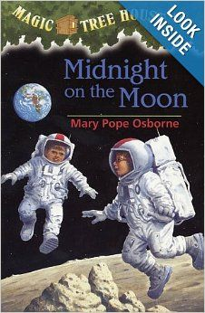 Midnight on the Moon (Magic Tree House, No. 8): Mary Pope Osborne, Sal Murdocca: 9780679863748: Amazon.com: Books