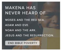The Messianic Complex of Ending Bible Poverty | Hacking Christianity Start and end your day with the Power of God at http://www.godismyguide.com