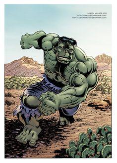 #Hulk #Fan #Art. (Green Hulk Will Smash) By:Loston Wallace. (THE * 5 * STÅR * ÅWARD * OF: * AW YEAH, IT'S MAJOR ÅWESOMENESS!!!™)[THANK Ü 4 PINNING!!!<·><]<©>ÅÅÅ+(OB4E)